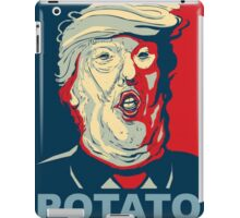 //*The potato*// iPad Case/Skin