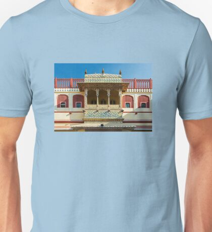 Palace Porch 1 Unisex T-Shirt