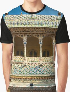 Palace Porch 1 Graphic T-Shirt