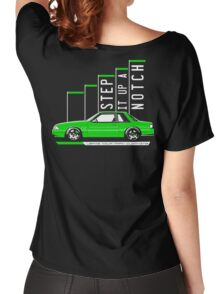 Step It Up a Notch Women's Relaxed Fit T-Shirt