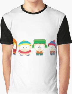 /*/Tiny south park/*/ Graphic T-Shirt