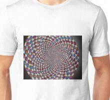 Gel Capsule Death Spiral Unisex T-Shirt