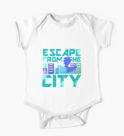 Escape from the City One Piece - Short Sleeve