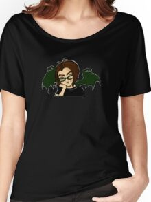 Dragon Girl Women's Relaxed Fit T-Shirt