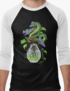 Continuum 12: Stranger than fiction Men's Baseball ¾ T-Shirt
