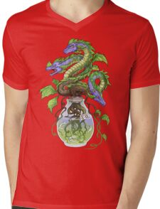 Continuum 12: Stranger than fiction Mens V-Neck T-Shirt