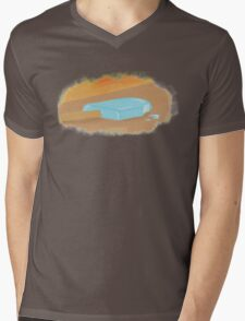 Sea Salt Ice Cream KH Mens V-Neck T-Shirt