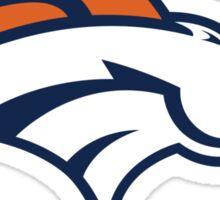 Denver Broncos logo Sticker