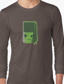Game Boy Color, Kiwi Long Sleeve T-Shirt