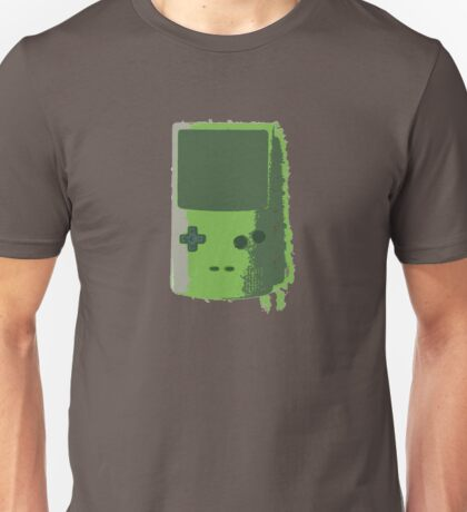 Game Boy Color, Kiwi Unisex T-Shirt