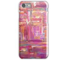 pieces of purple  iPhone Case/Skin