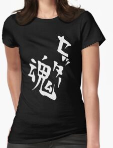 Kageyama's Setter Soul Shirt Design Womens Fitted T-Shirt