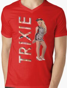 Trixie Mens V-Neck T-Shirt