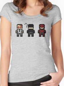 Daredevil Evolution Women's Fitted Scoop T-Shirt
