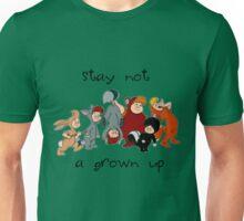 Not a Grown Up Unisex T-Shirt