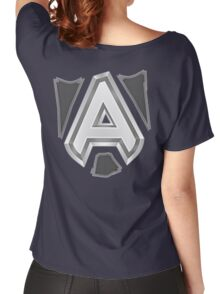 Alliance Dota 2 Women's Relaxed Fit T-Shirt