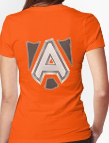 Alliance Dota 2 Womens Fitted T-Shirt