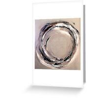 27 shades of grey #1 Greeting Card