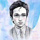 Sci-Fi boyfriend Mulder by brettisagirl