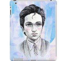 Sci-Fi boyfriend Mulder iPad Case/Skin