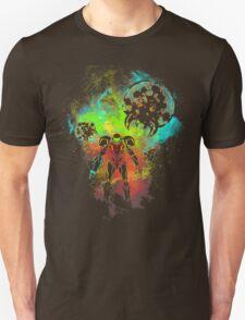 Bounty Hunter Art Unisex T-Shirt