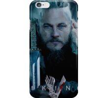 king ragnar lothbrok iPhone Case/Skin
