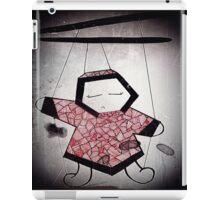 Puppet Girl iPad Case/Skin