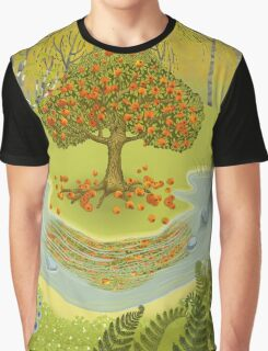 Magic forest Graphic T-Shirt