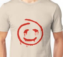 Red face Unisex T-Shirt
