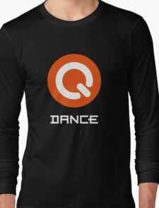 hard style q dance defqon retro vintage Long Sleeve T-Shirt