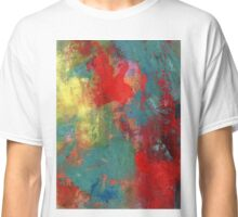 "Abstract - ""Creating"" Classic T-Shirt"