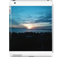 Ocean Horizon  iPad Case/Skin