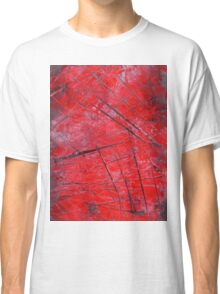 """Abstract - """"Crossing"""" Classic T-Shirt"""