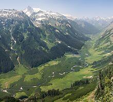 Napeequa Valley - Glacier Peak Wilderness by Mark Heller