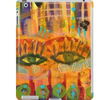 Keeping a Soulful Eye on You iPad Case/Skin