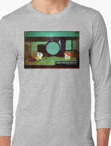 Hamtaro, Oxnard & Penelope (Hamtaro) Long Sleeve T-Shirt