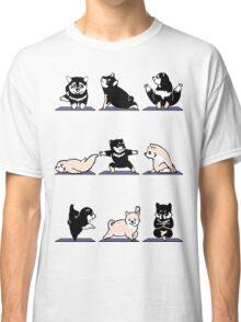 Shiba Yoga Classic T-Shirt