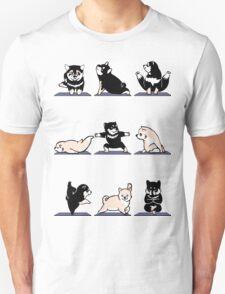 Shiba Yoga Unisex T-Shirt