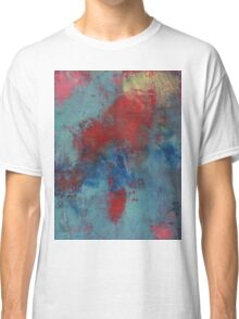 """Abstract - """"Hoping"""" Classic T-Shirt"""