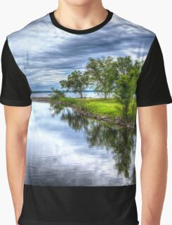 On the Lake Graphic T-Shirt