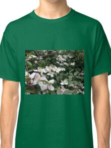 Keep them coming - Clemetis Blossoms Classic T-Shirt