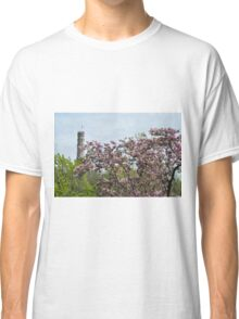 Blossoms and Watchers Classic T-Shirt