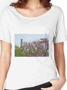 Blossoms and Watchers Women's Relaxed Fit T-Shirt