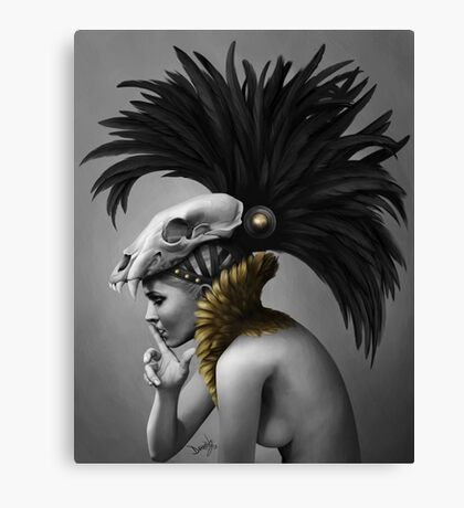 Fatal Attraction Canvas Print