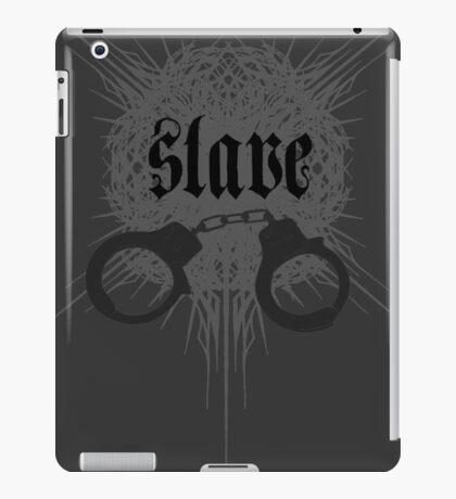 Slave iPad Case/Skin