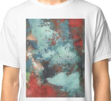 "Abstract - ""Watching"" Classic T-Shirt"