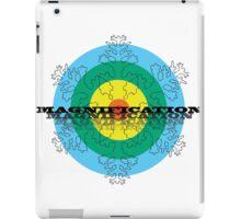 Magnification Snowflake iPad Case/Skin