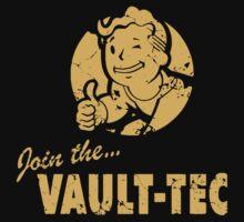 Vault Tec Kids Tee