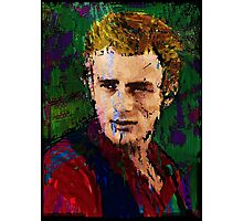 James Dean. Giant. Photographic Print