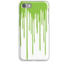 Blood Drippings (snot) iPhone Case/Skin